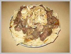 Бесбармак или мясо по-казахски