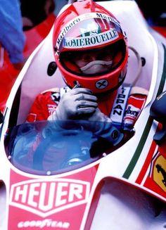 f1 Niki Lauda - 312T2 Monaco 1976.