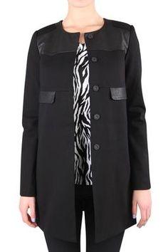 Supertrash Coat OREON BLACK