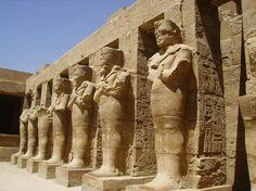 Templos más importantes de Luxor - http://www.absolutegipto.com/templos-mas-importantes-de-luxor/