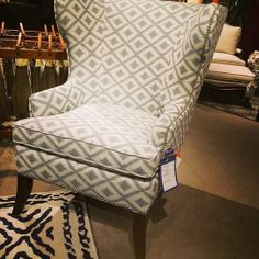 La-Z-Boy's Spring Looks: Cheery Colors, Two-Toned Details and Comfy Chairs! — High Point Spring Market 2014