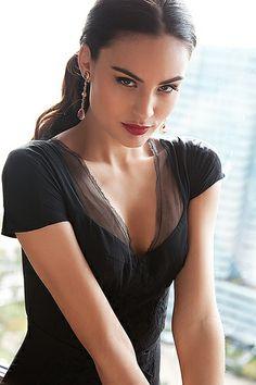 .little black dress