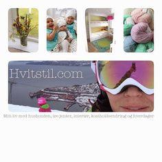 hvitstil.com: Plassbygd seng til jenterommet Celine, Mittens, Personal Care, Eyes, Platform Bed, Rome, Cloakroom Basin, Fingerless Mitts, Fingerless Mittens