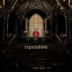 Taylor Swift - Reputation made by xoxo-Joanne | fanmade music artwork | Coverlandia