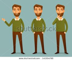 flat people characters hipsters - Google Search