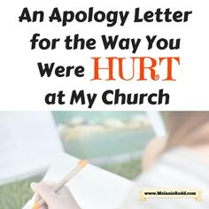 This post has been reposted and shared as much as almost anything I've written this year. And, I've received more comments and feedback about this article than any other article I've ever written. If you've been greatly hurt at church (or by church people), this article is for you. Or, if you have a friend who's been deeply wounded, you might want to share this post with that friend.
