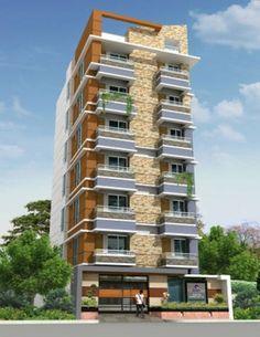Quantum Marigold at Uttara – 1531 sft, 3 Bed, 4 Bath. - Real Estate, Residential, Apartment/Condo - Dhaka, Dhaka, Bangladesh 529379