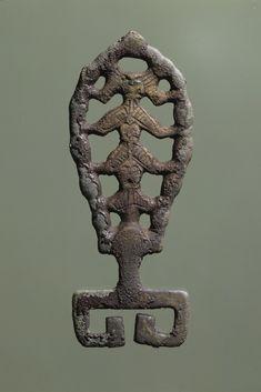 Viking Age key found in Ellesø Skovsø.