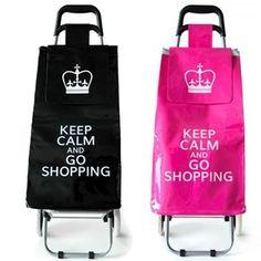 Chariot de courses / poussette de marché Keep c… Rose - Achat / Vente poussette de marche Chariot de courses / pousse… - Cdiscount