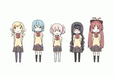 ♥Curiosidades #1: Puella Magi Madoka Magica ♥ | •Anime• Amino