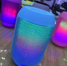 Light up speakers