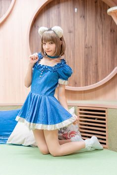 Maid Cosplay, Cute Cosplay, Cosplay Outfits, Cosplay Girls, Cute Asian Girls, Beautiful Asian Girls, Cute Girls, Young Girl Fashion, Little Girl Fashion