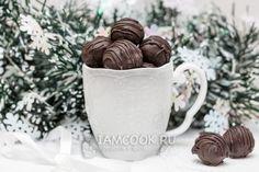 Фото чернослива в шоколаде с коньяком