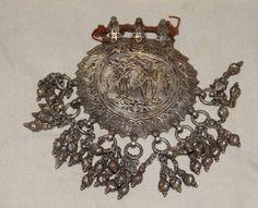 Traditional Antique Himachali Gaddi jewellery!