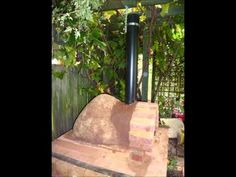 ▶ Build Your Own Clay Earth Oven.wmv - YouTube