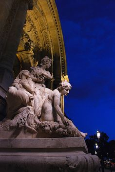 Petit Palais - Paris - been here :) absolutely loved it! I feel a longing to return to Paris, hopefully sooner rather than later!