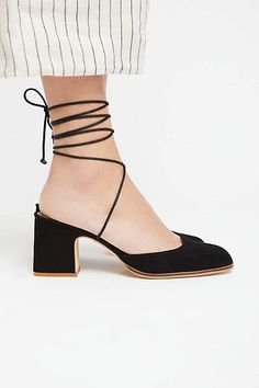 Honeymoon Block Heel by FP Collection at Free People