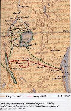 Livingstone travels