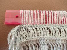 Rosenreslis dream: Crochet with the ruler