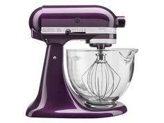 KitchenAid Artisan Series | KitchenAid Artisan Design 5-qt. Design Series Stand Mixer: Plumberry ...