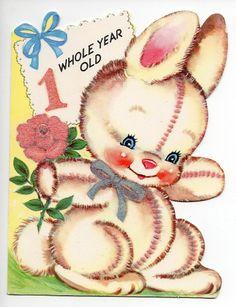 Vintage Greeting Card 03