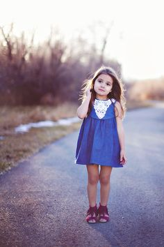 Make this Look: Madeline Dress, FREE PATTERN