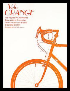 detailed bike sketch
