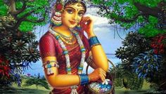 Who was Radha? What happened to her when Krishna left?