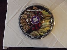 Have you seen one of these at your office??  Continental Breakfast Trays are popping up all over #GR