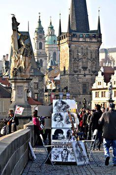 Prague, Czech Rupublic ( by pentlandpirate )