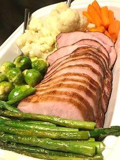 Lav den bedste og saftigste hamburgerryg - Madfilosofie Food N, Food And Drink, Healthy Breakfast Recipes, Healthy Recipes, Pork Recipes, Cooking Recipes, Healthy Eating Habits, Eat Smart, Dinner Is Served