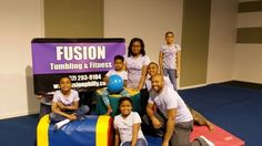 Fusion Tumbling and Fitness - Home