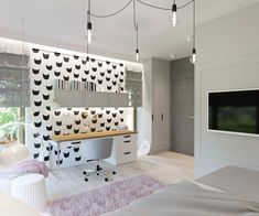 Pokoje dziecięce i młodzieżowe - Living Box Girls Bedroom, Bedroom Decor, Dream Rooms, Luxurious Bedrooms, My Room, Kids Room, House Design, Living Room, Interior Design