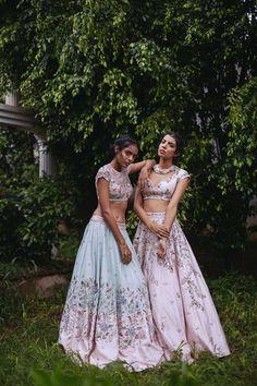 Click VISIT link above for more details Pakistani Dresses, Indian Dresses, Indian Outfits, Desi Clothes, Indian Clothes, Indian Bridal Lehenga, Indian Designer Wear, Indian Designers, Desi Wedding