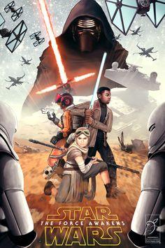 Star Wars: The Force Awakens - Febrianto Pudi Utama