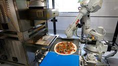 89dc2352acc Zume Pizza - A pizzaria do futuro que tem como funcionários robôs pizzaiolos