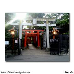Toriis of Ueno Park http://www.zazzle.com/toriis_of_ueno_park-239202393905197576