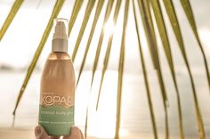 Capture the hydrating benefits of coconut oil while illuminating your skin.