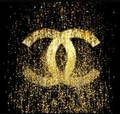 All that glitters is gold...Chanel