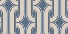 Lavaliers by Little Greene - Low Wave : Wallpaper Direct