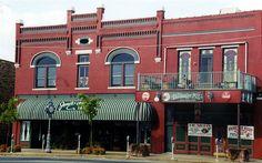 Historic Garrison Avenue, Fort Smith, Arkansas with Charles Portis in True Grit. Arkansas Camping, Arkansas Vacations, Fort Smith Arkansas, Hot Springs Arkansas, Little Rock Arkansas, Fayetteville Arkansas, Camping Places, Air Show, Wild West