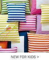 Kids Throw Pillows & Kids Decorative Pillows | Serena & Lily