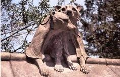 animal wall cardiff castle - Google Search