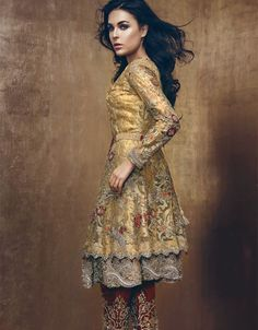"pakistanifashionedits: "" ""Mahnur Khan for Farah and Fatima Couture "" """