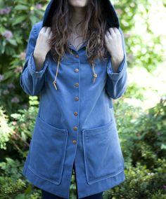 Lumber Jane by Poppy Von Frohlich. Made in SF. Love.