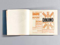 """Il """"Libro Imbullonato"""" di Depero © Center for Italian Modern Art and Designers & Books. 2017"""