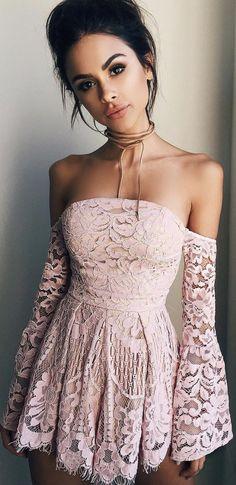 gorgeouse off shoulder lace dress