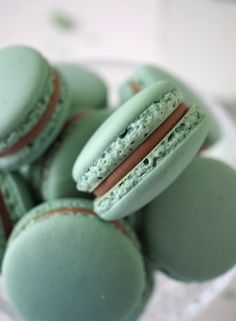 Macarons, Sweet And Salty, Something Sweet, Sweet Recipes, Dishes, Baking, March, Cookies, Food