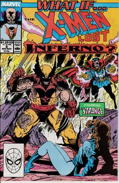 What If  6  November 1989 Issue  Marvel Comics  by ViewObscura