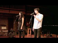 "▶ Sarah Kay & Phil Kaye ""When Love Arrives"" - YouTube"